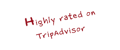 TripAdvisorにおける圧倒的な評価